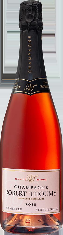 Champagne Rosé 1er Cru